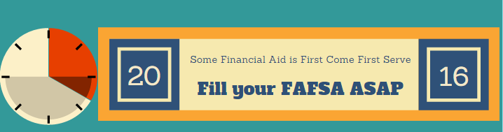 Fill your FAFSA now