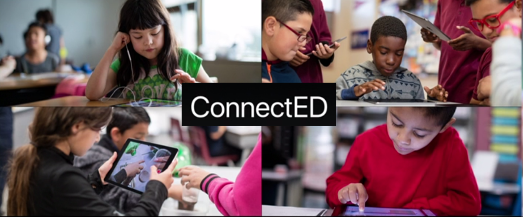 connectED apple edtech
