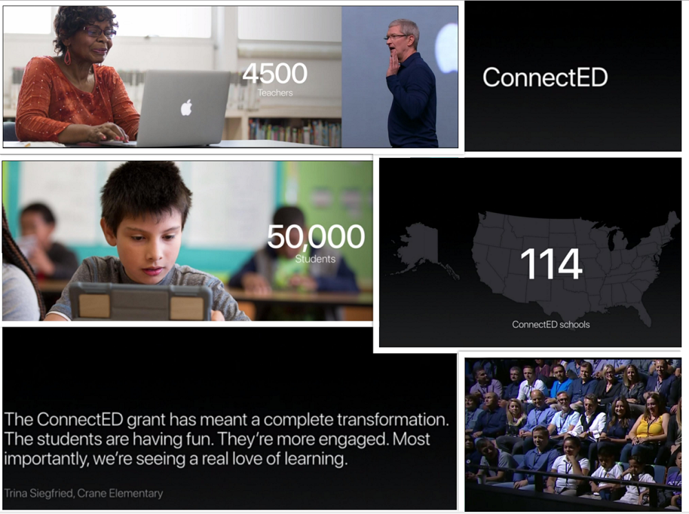 edtech apple connectED grant