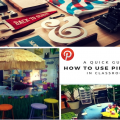 how to use pinterest classroom teachers