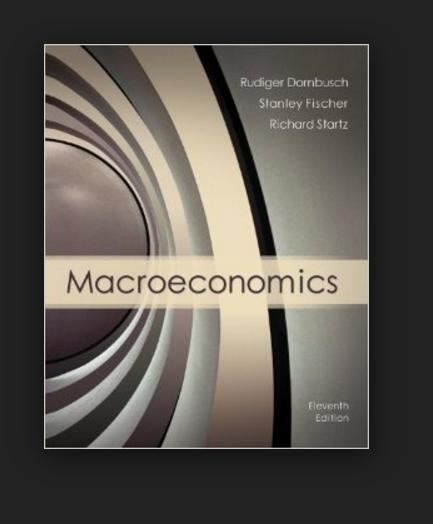 dornbusch fischer startz macroeconomics