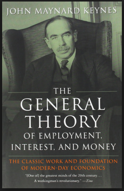 keynes general theory book review