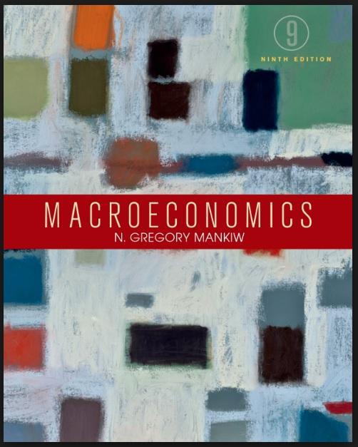 mankiw macroeconomics