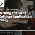 best college essay samples