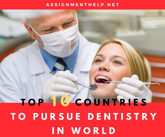 Top 10 Countries to Pursue Dentistry in World
