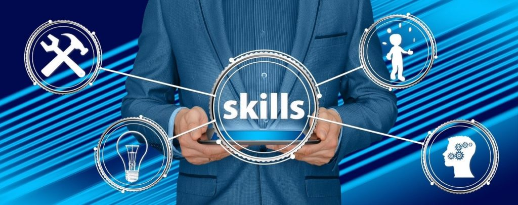 skills to benefit from in your work life