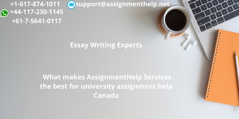 What makes AssignmentHelp Services the best for university assignment help Canada?
