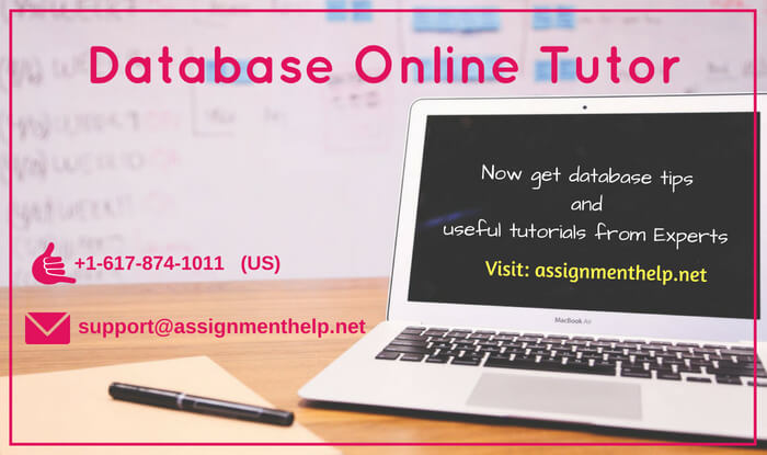 Database Online tutoring