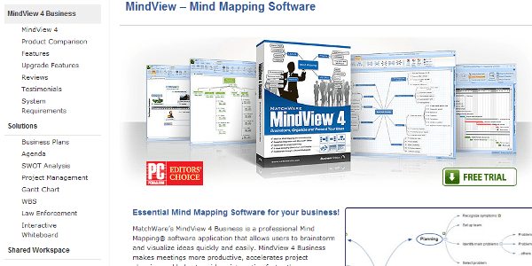 Mindview not just  another software for project managment assignment help