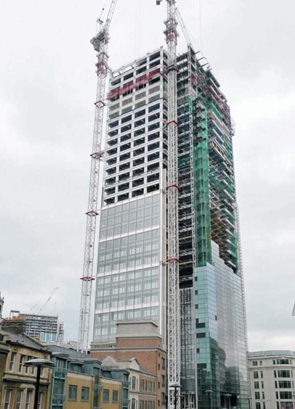 A study of BIM and the BIM of Heron Tower img19