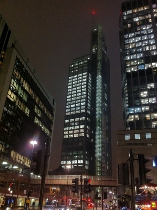 A study of BIM and the BIM of Heron Tower img21