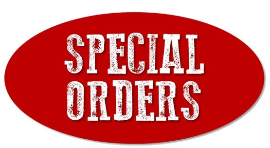 Accepting Special Order