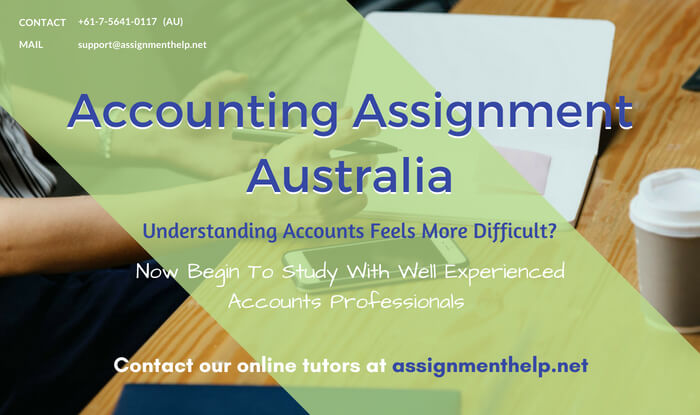 accounting assignment australia
