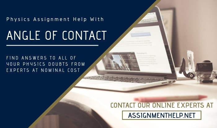 Angle Of Contact Assignment Help