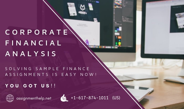 Assignment Help Corporate Financial Analysis