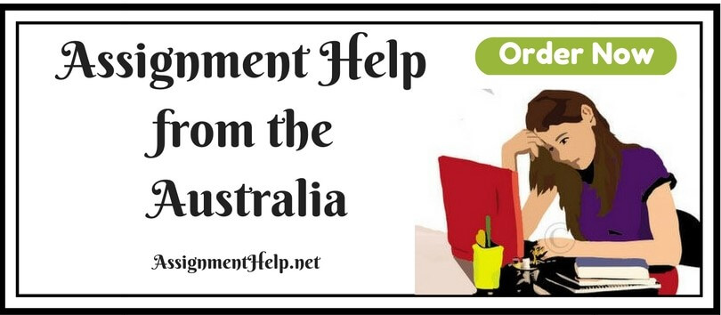 Assignment help from Australia