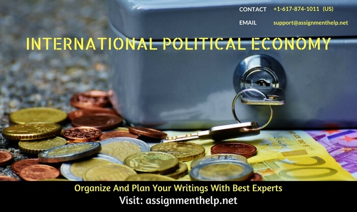 Assignment Help On International Political Economy