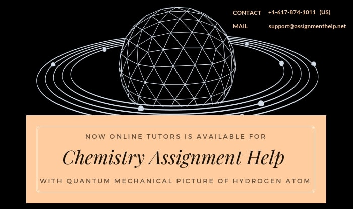 assignment help with quantum mechanical picture