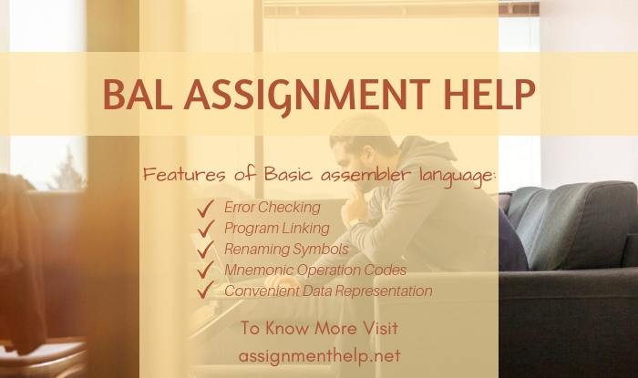 BAL Assignment Help