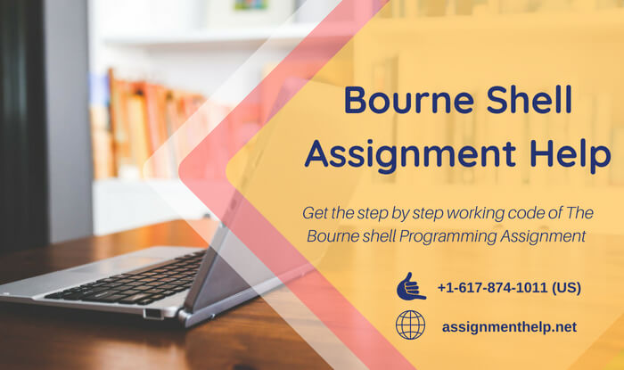 Bourne shell Assignment Help