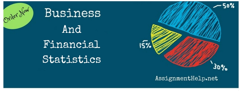 Business and Financial Statistics