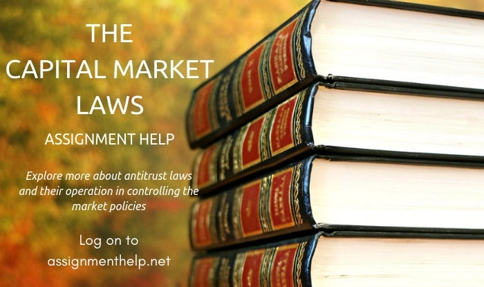 Capital Market Laws Assignment Help