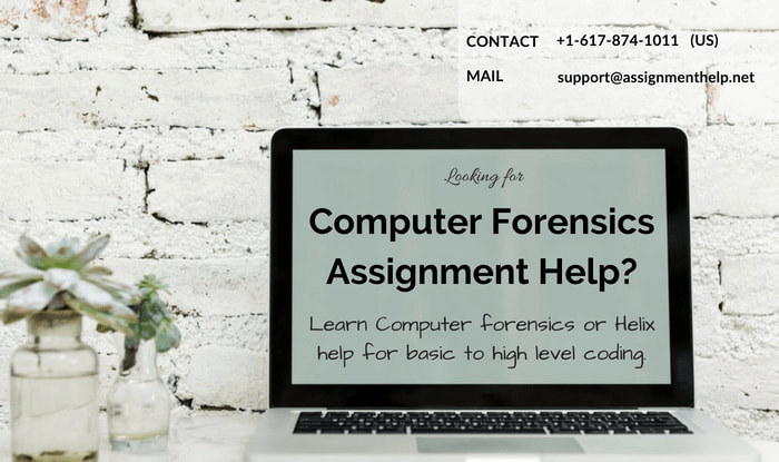 Computer Forensics Assignment Help