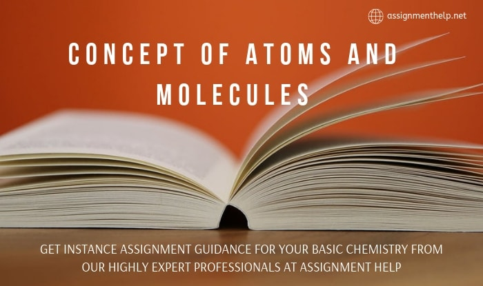 Concept of Atoms and Molecules assignment help
