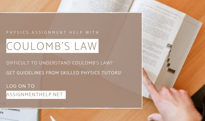 Coulombs Law Assignment Help