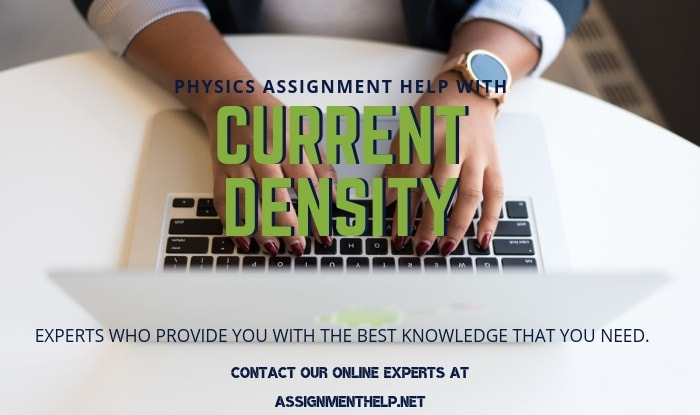 Current Density Assignment Help
