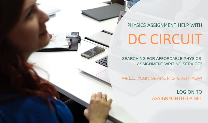 dc circuit assignment help