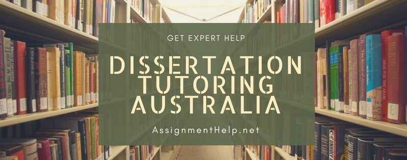 Dissertation Tutoring Australia