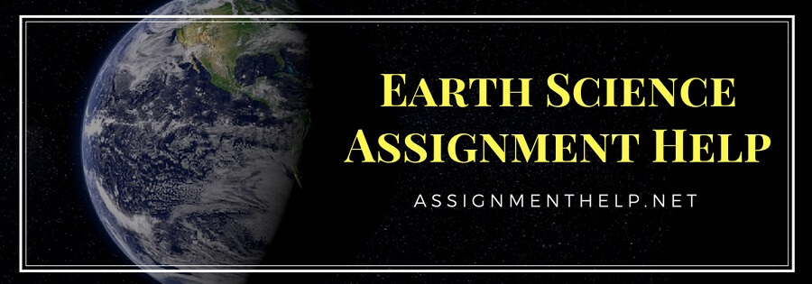 Earth Science Assignment Help