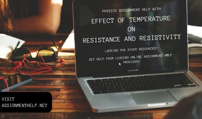 effect of temperature on resistance and resistivity