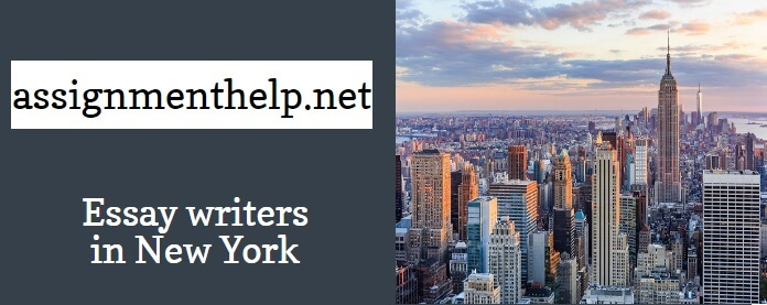 Essay writers in New York