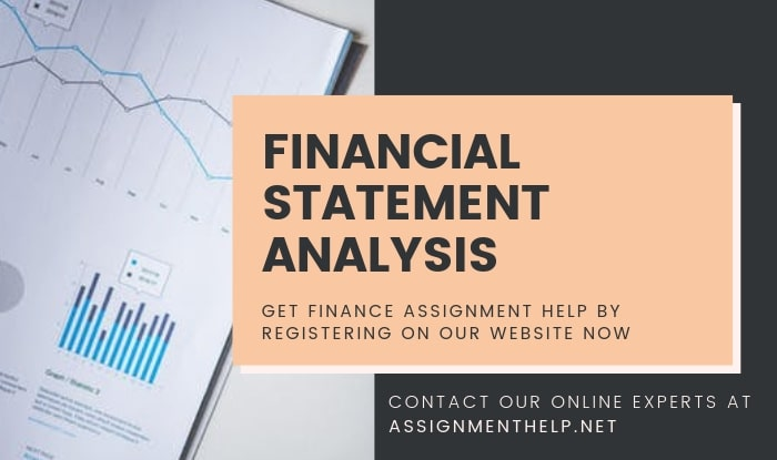 Financial Statement Analysis Assignment Help