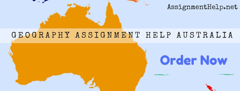 Geography Assignment Help Australia