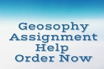 Geosophy Assignment Help order now