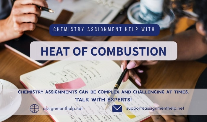Heat of Combustion Assignment Help