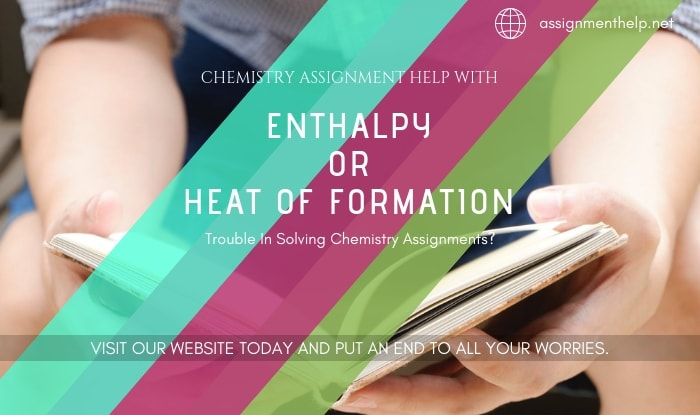 Heat Of Formation Assignment Help