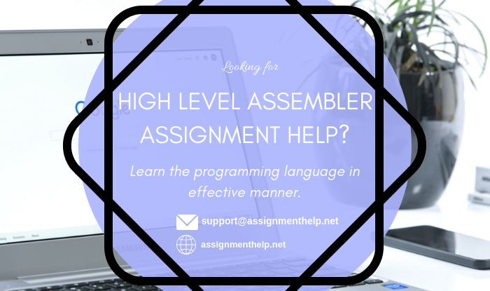 High Level Assembler Assignment Help