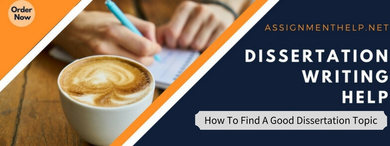 how to find a good dissertation topic