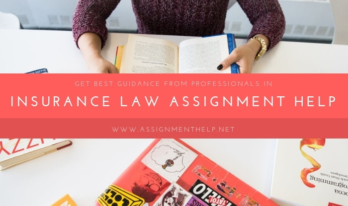Insurance Law Assignment Help