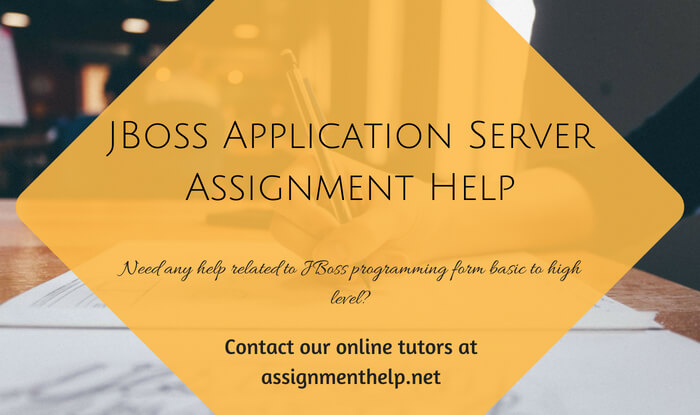 JBoss Application Server Assignment Help