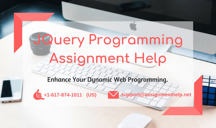 jquery assignment help