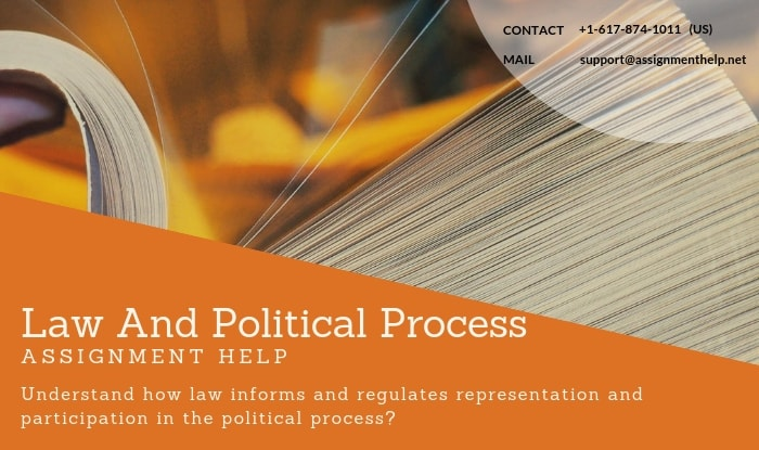 Law And Political Process Assignment Help
