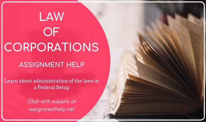Law Of Corporations Assignment Help