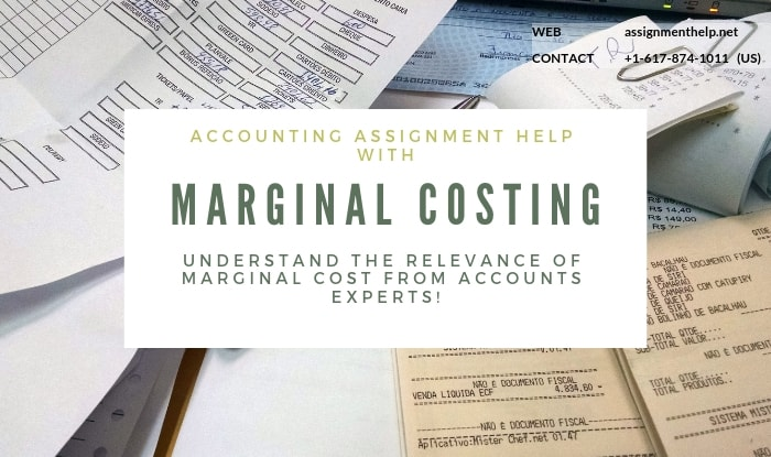 marginal costing assignment help