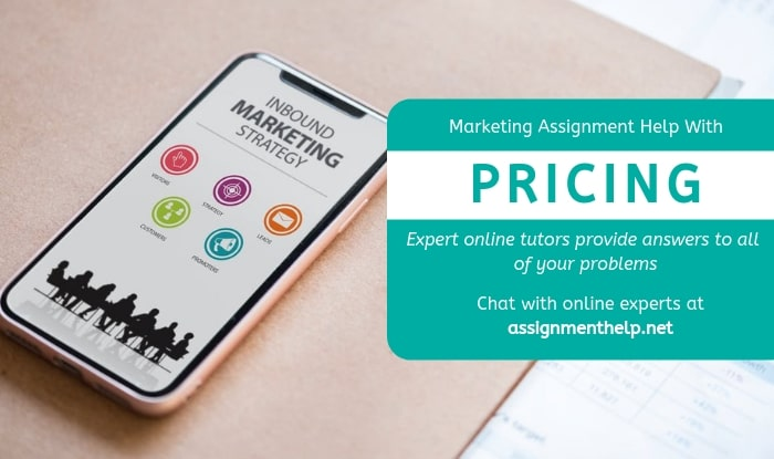 Marketing Pricing Assignment Help