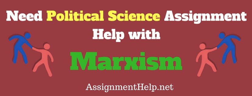 Marxism Assignment Help
